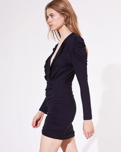 IRO - EBBA DRESS BLACK