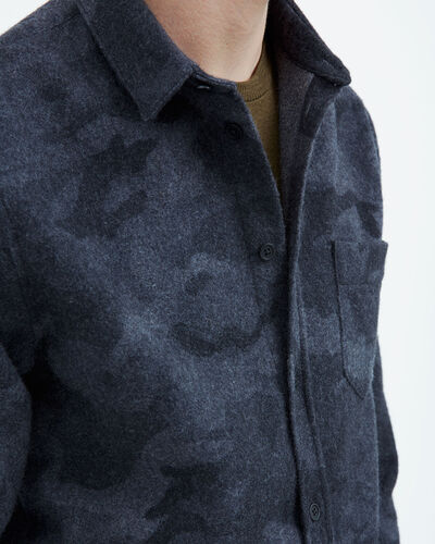IRO - PRIAM SHIRT DARK GREY