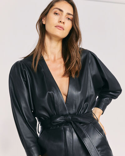 IRO - HEALY JUMPSUIT BLACK
