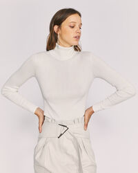 IRO - KELLA SWEATER OFF WHITE