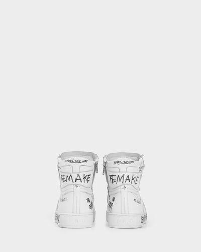 IRO - REMAKE SNEAKERS WHITE