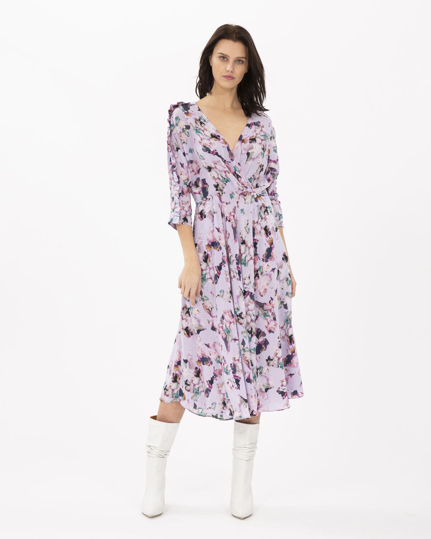 IRO - LIKY DRESS LIGHT PURPLE