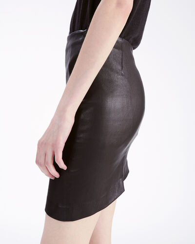 IRO - APAVA SKIRT BLACK
