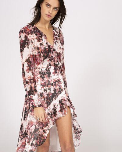 Iro Garden Dress In Ecru