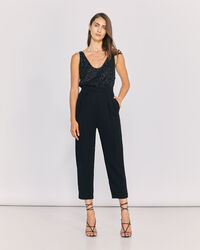 IRO - LOVING TROUSERS BLACK