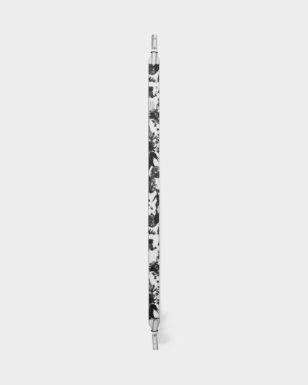 IRO - STRAP1 SHOULDER STRAP BLACK/WHITE