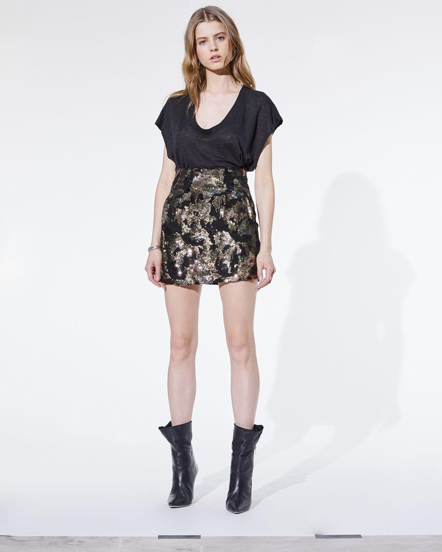 Liv Skirt Khaki by IRO Paris