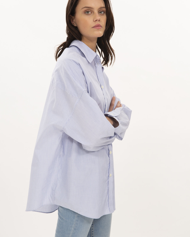 Sett Shirt Blue by IRO Paris