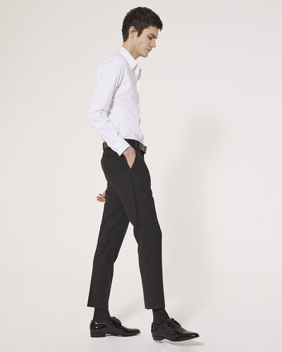 IRO - PANTALON METTE DARK GREY
