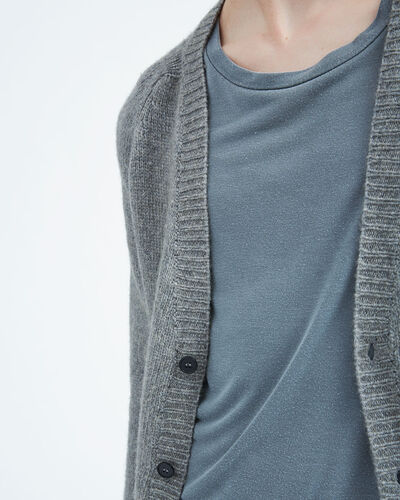 IRO - JECTA JACKET BLUE GREY