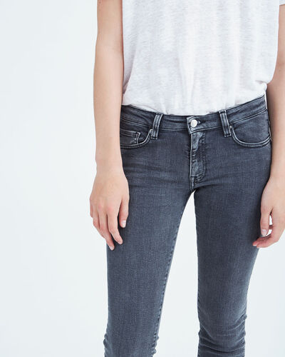 IRO - JAMA JEANS BLACK DENIM