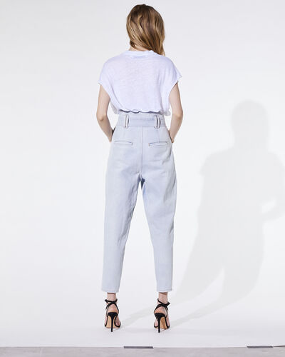IRO - VIENO TROUSERS SNOW BLEACH
