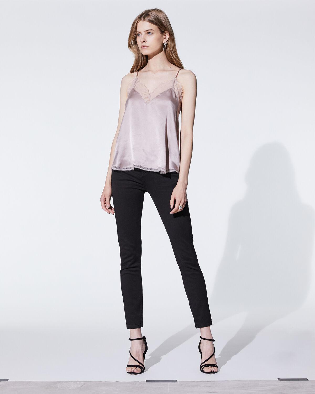 Berwyn Top Old Pink by IRO Paris