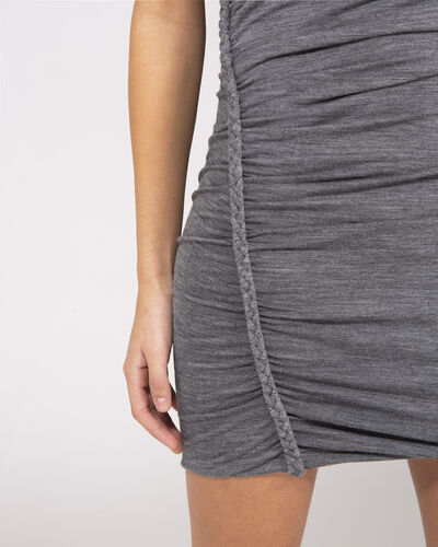 IRO - SWIFT DRESS GREY