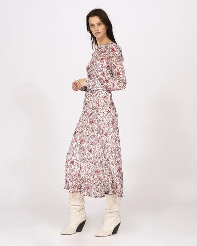 IRO - SUNLIGHT DRESS ECRU
