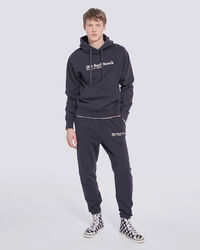 "IRO - JOGGING SERIGRAPHIÉ ""IRO PARIS"" BARIS GREY WASHED"