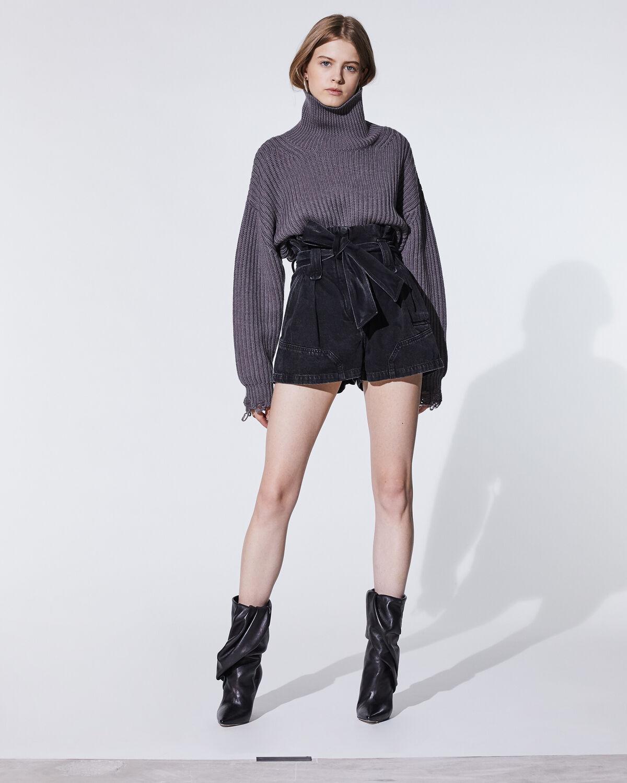 Haedus Sweater Bleached Grey by IRO Paris