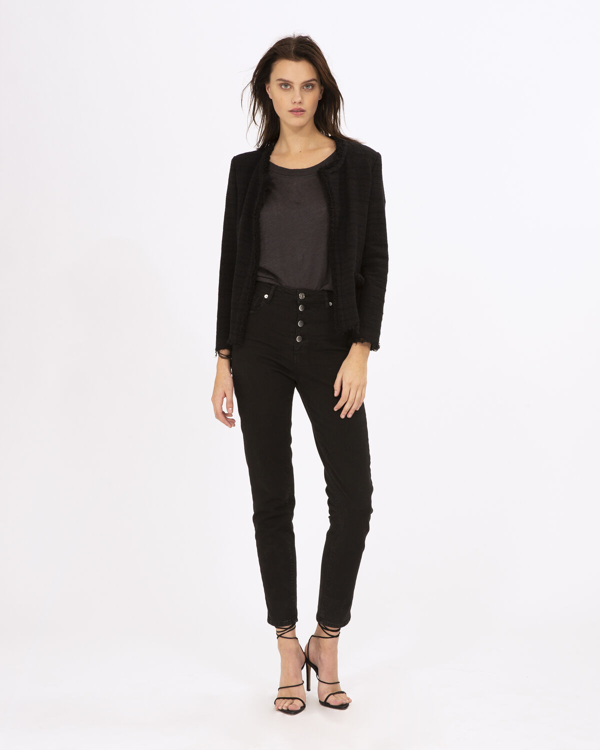 IRO - WONDROUS JACKET BLACK