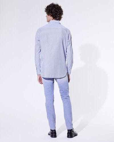 IRO - PECOS SHIRT BLACK/WHITE
