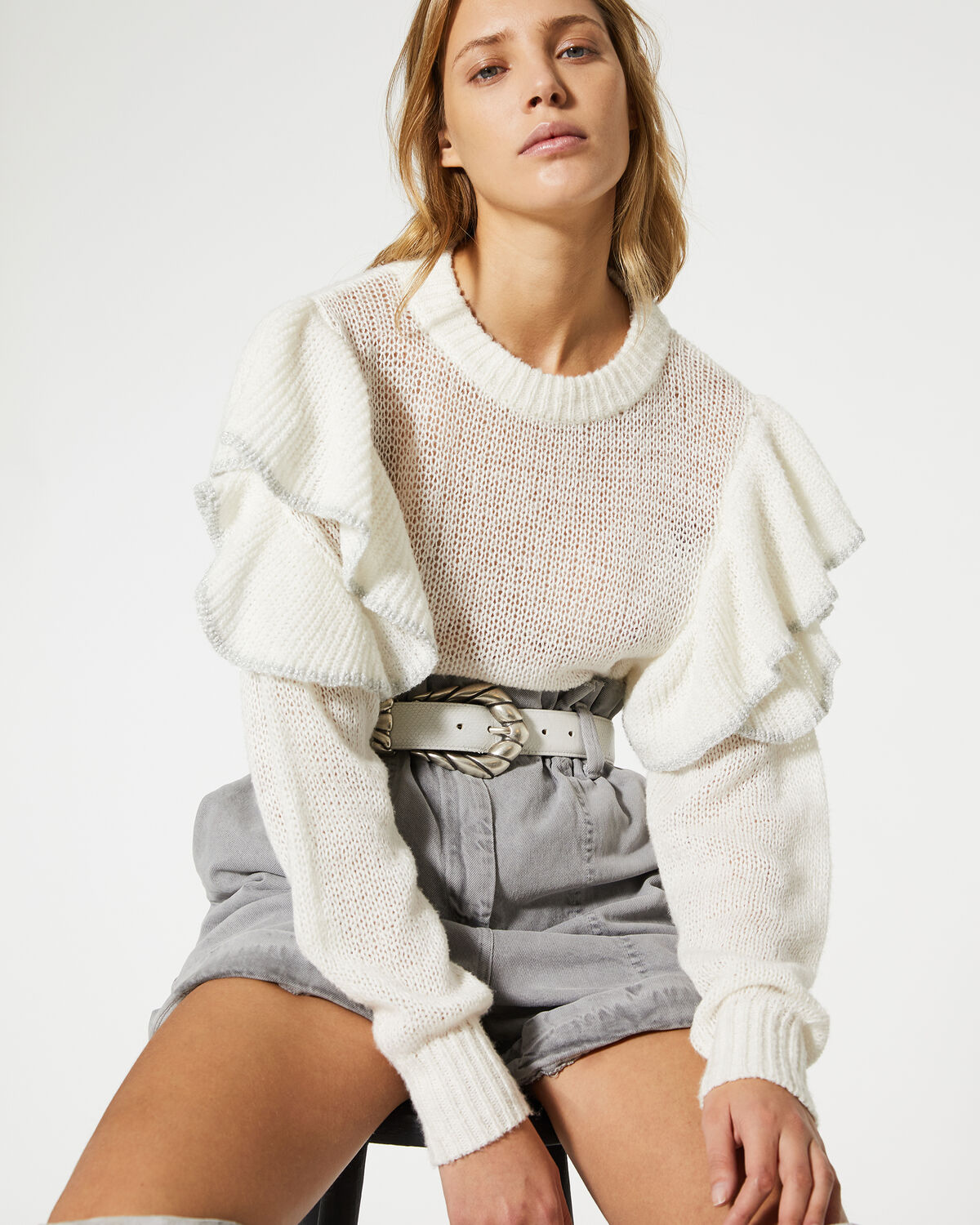 IRO - PULL DALY OFF WHITE