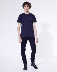IRO - T-SHIRT ETON USED BLACK