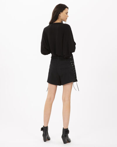 IRO - POETIC SHORTS BLACK
