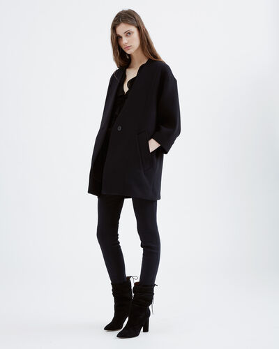 IRO - UNTYL COAT BLACK
