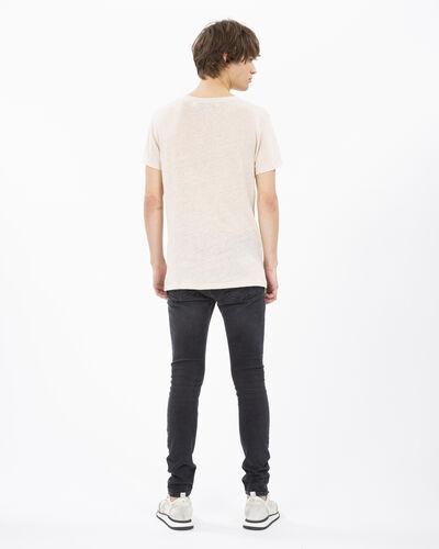 IRO - JAOUI T-SHIRT SAND WHITE