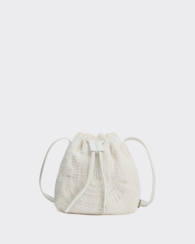IRO - LOSTER BAG WHITE