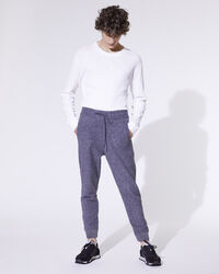 IRO - PANTALON LAMBA MIXED GREY