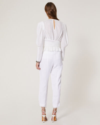 IRO - TOP TOUVOIS WHITE