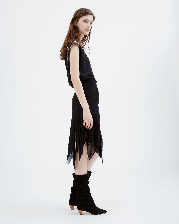 IRO - CEDARS T-SHIRT BLACK