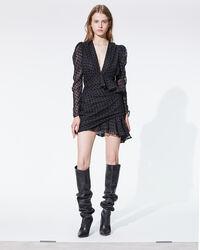 IRO - CALLAGAN DRESS BLACK