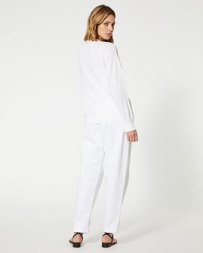 IRO - JUNY SWEATER WHITE