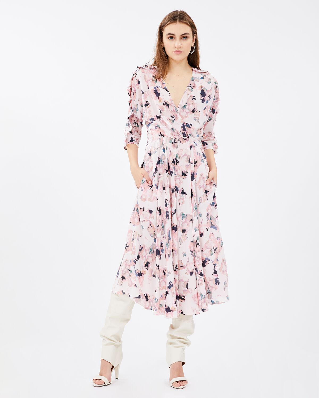 Liky Dress Nude by IRO Paris