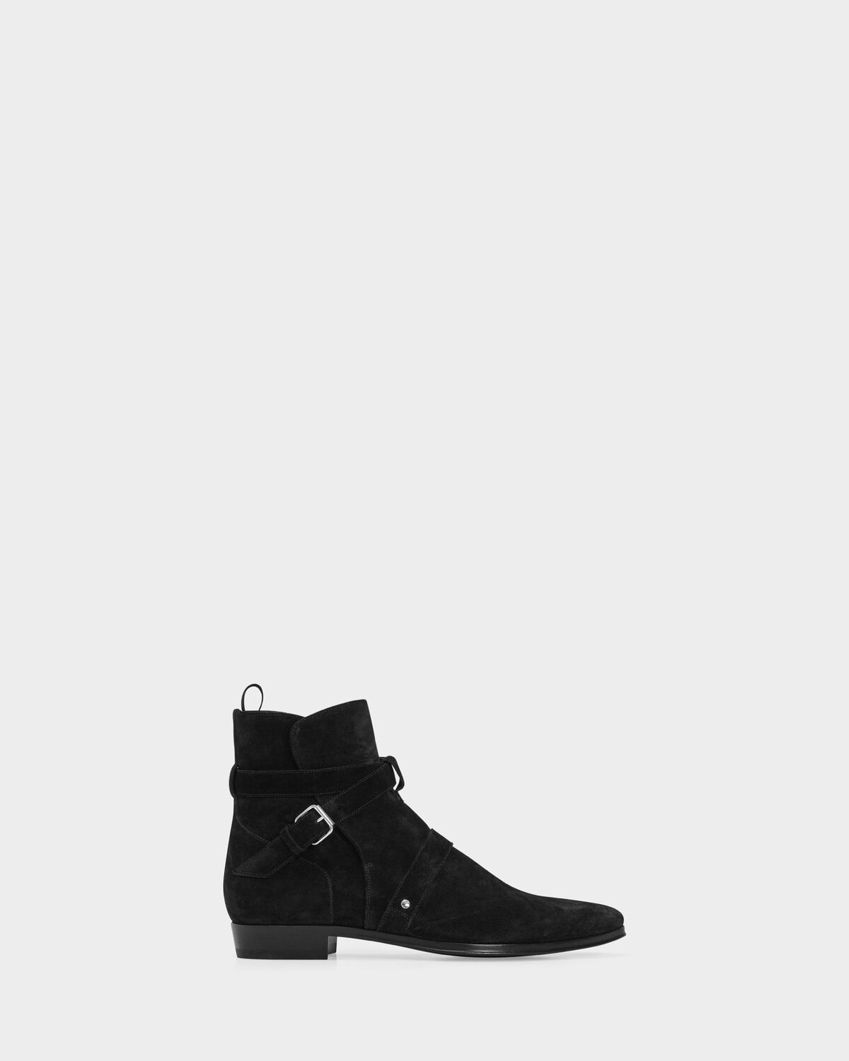 IRO - BOTTINES BRASS BLACK