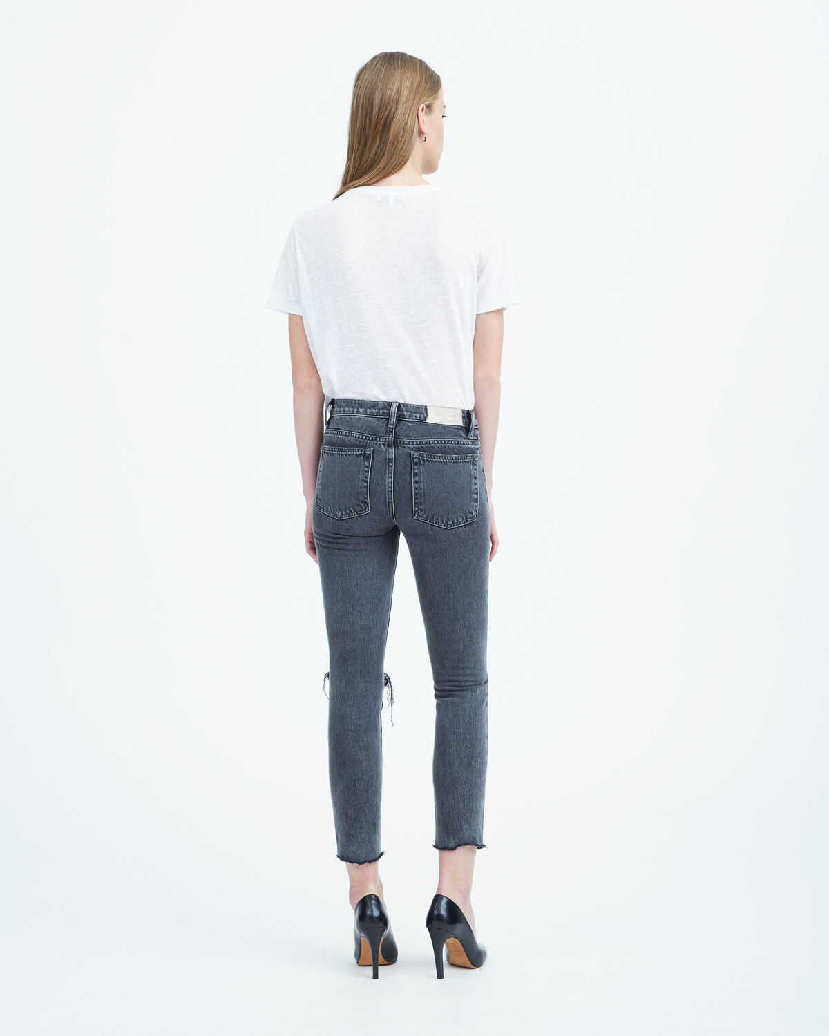 IRO - LANA.US JEANS BLACK DENIM