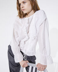 IRO - MYTH TOP WHITE
