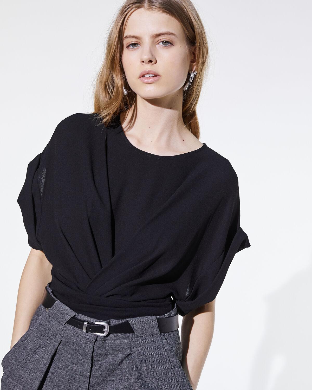 Limana Bodysuit Black by IRO Paris