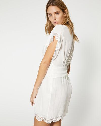 IRO - THRAEL DRESS WHITE