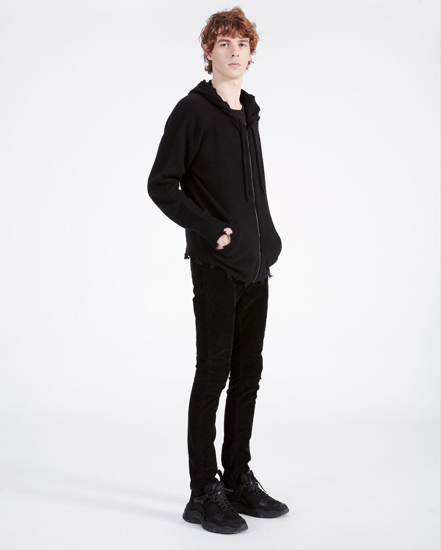 IRO - LEON CARDIGAN BLACK