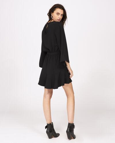 IRO - LAYER DRESS BLACK