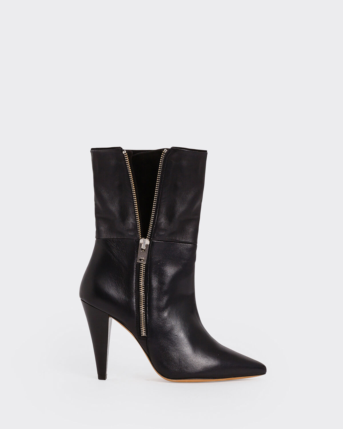 IRO - BOTTINES LEONA BLACK