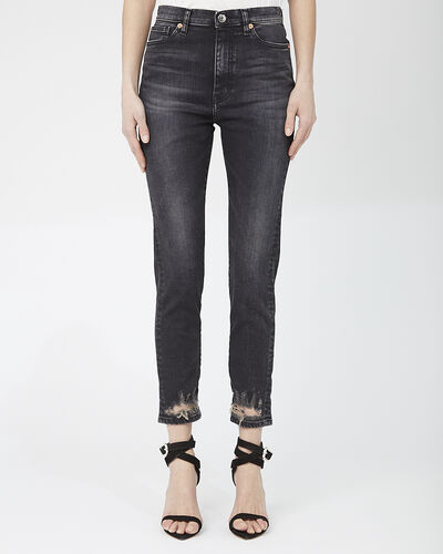 IRO - VLADE JEANS BLACK WASHED GREY