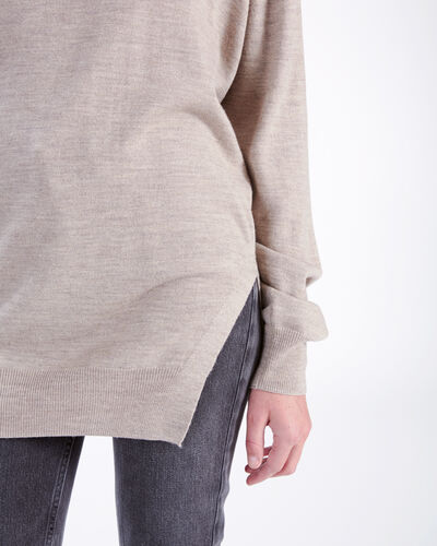 IRO - ARMO SWEATER TAUPE