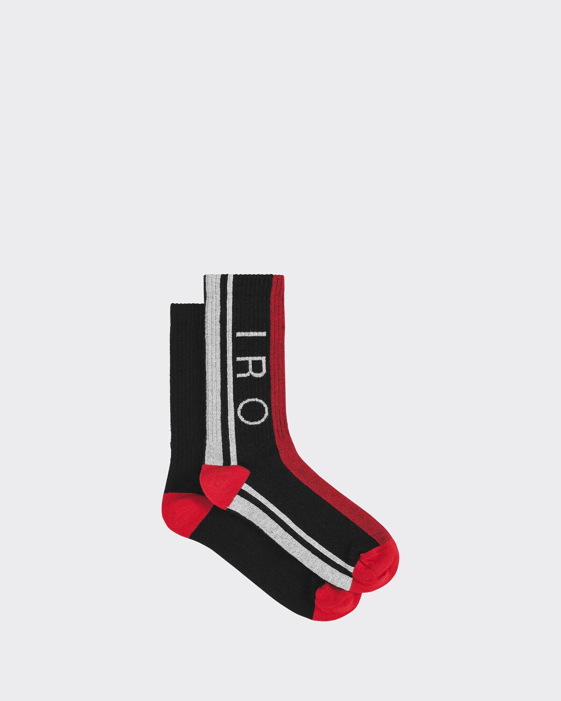IRO - STRIPY SOCKS RED