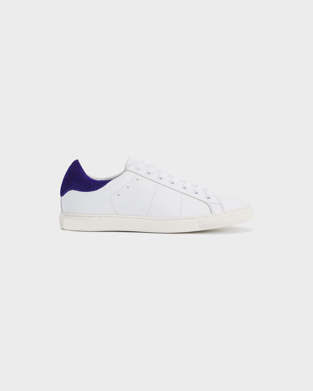 IRO - BASIC SNEAKERS WHITE/PURPLE