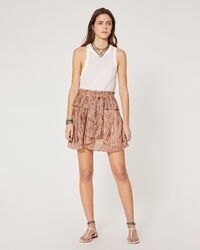 IRO - JOUCAS SKIRT LIGHT PINK