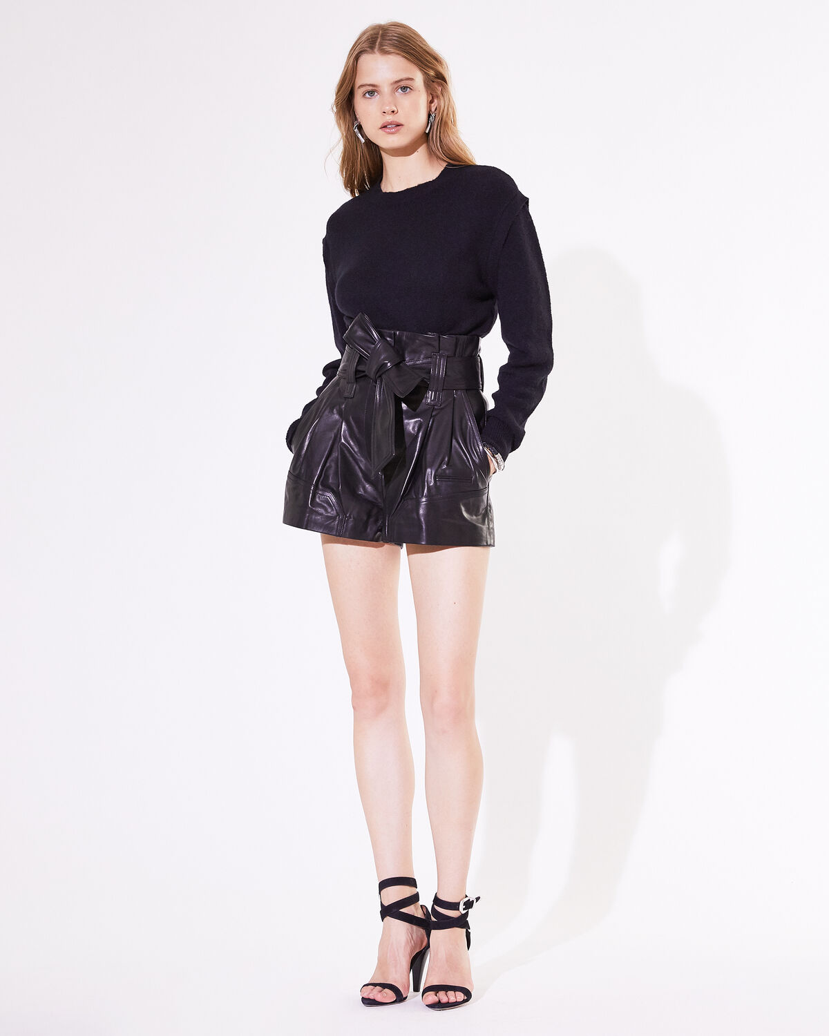 IRO - ROBY SWEATER BLACK