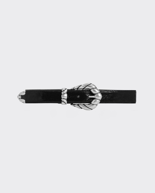 IRO - CEINTURE EMBELLA BLACK